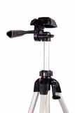 Tripod. Camera Tripod isolated on white background - with clipping path Stock Photo