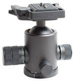 Tripod ball head Stock Image