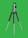 Tripod for camera Royalty Free Stock Photos