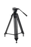 Tripod for camera Royalty Free Stock Images