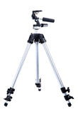 Tripod camera Stock Images