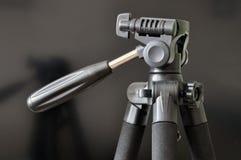 tripod g?owa dla fotografii i wideo strzelaniny obraz royalty free