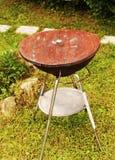 Tripod grill close up photo Stock Image