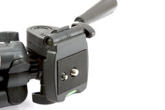 Tripod head Royalty Free Stock Images