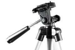 Tripod head. Royalty Free Stock Image