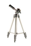Tripod on isolated Stock Images