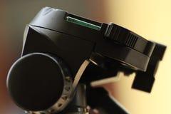 Tripod kamery właściciel zdjęcie stock