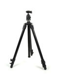 Tripod on a white background Stock Images