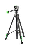 Tripod  on white background Stock Photos