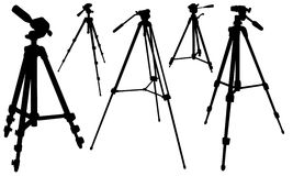 Tripods Stock Photos