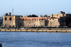 Tripoli fort Stock Photography