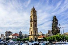 Tripoli-Glockenturm 04 stockfoto
