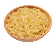 Tripolini tie shape pasta Royalty Free Stock Image