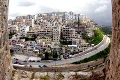 Tripolis «остров» Стоковое Изображение