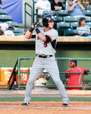 Tripp Martin, Hickory Crawdads Royalty Free Stock Images