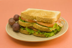 Tripple stack blt Royalty Free Stock Photos