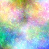 Trippy Ethereal Texture Stock Images