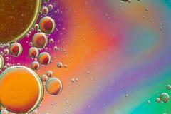Trippy psychedelic αφηρημένο υπόβαθρο επίδρασης ουράνιων τόξων στοκ εικόνες