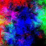 Trippy Texture Stock Photography