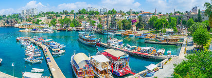 The trips from Antalya Royalty Free Stock Image