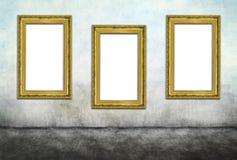 triptych Foto de archivo