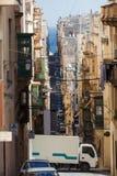 Triq Sant' Orsla Stock Photo