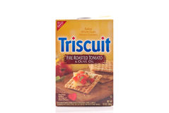 Triscuit Snack Royalty Free Stock Image