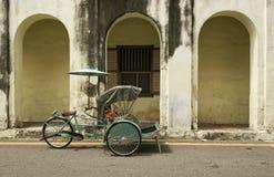 Trishaw images libres de droits