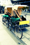 trishaw Fotografia Royalty Free