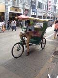Trishaw Royalty Free Stock Photos
