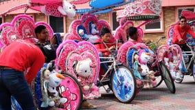 Trishaw Royalty Free Stock Image
