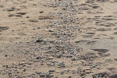tristan的海岛 免版税库存照片