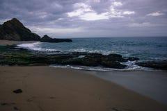 tristan的海岛 库存图片