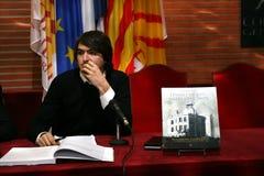 Tristan Castanier do escritor francês mim Palau Imagem de Stock Royalty Free
