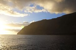 Tristan da Cunha, Atlantic Ocean royalty free stock photo