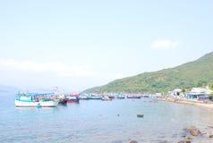 Tristan Insel Stockfotos
