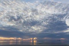 Tristan Insel Lizenzfreie Stockbilder