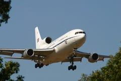 Tristar Landung Lizenzfreies Stockfoto