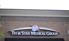 TriStar Medical Group, Murfreesboro, TN. TriStar Medical Group, is a family of over 300 physicians and providers serving Middle Tennessee and Southern Kentucky stock photos