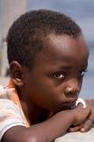 triste en Zanzíbar Imágenes de archivo libres de regalías