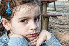 tristesse Image libre de droits