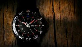 Tritium military watch Stock Photos
