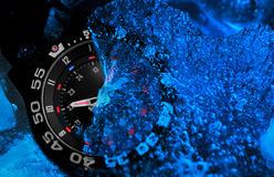 Tritium military watch Stock Photos