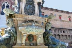 Triton fontanna   obraz royalty free