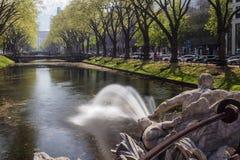 The Triton Fountain Royalty Free Stock Image