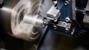 Trituração do alumínio do CNC video estoque