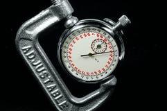 Trituração por o tempo Fotografia de Stock Royalty Free