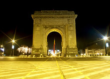 Triumph arch Stock Image