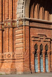 Triumph Arch (Arc de Triomf), Barcelona, Spain Royalty Free Stock Photo