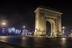 Triumph Arch Stock Images